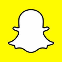 شعار تطبيق سناب شات snapchat