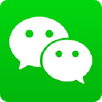 شعار تطبيق وي شات