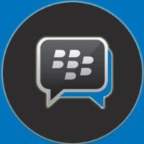 تحميل برنامج بي بي ام بلس BBM 2 للايفون