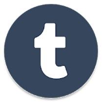 شعار تطبيق تمبلر