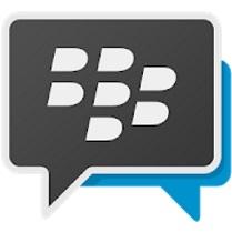 شعار بي بي ام BBM على هواتف الايفون والاندرويد