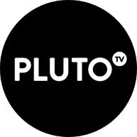 شعار تطبيق التلفزيون Pluto TV
