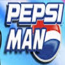 شعار لعبة بيبسي مان Pepsi Man