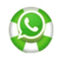 شعار برنامج استرجاع رسائل الواتس اب