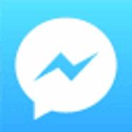 شعار تطبيق ماسنجر لايت
